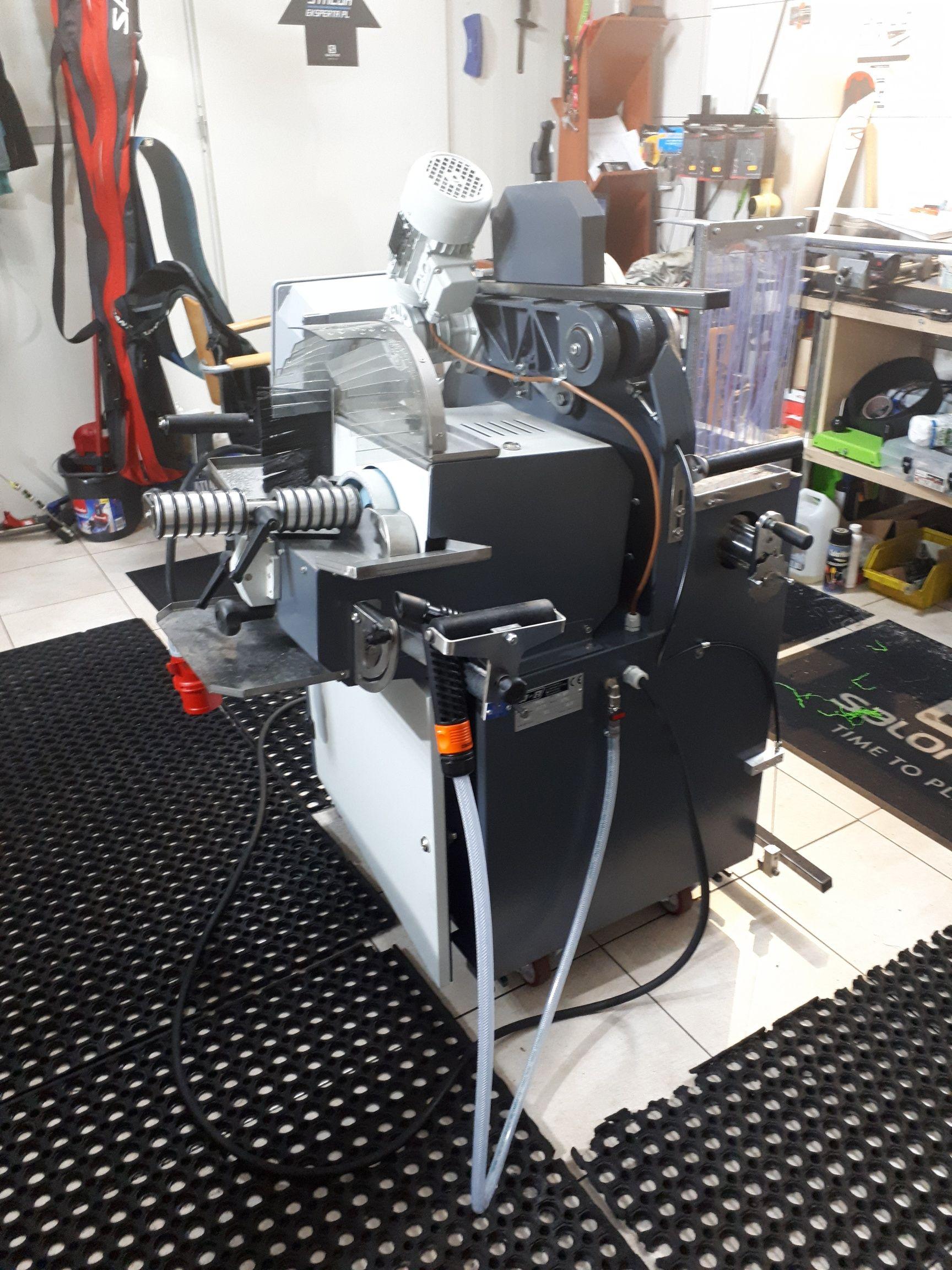 Nowa maszyna w naszym serwisie