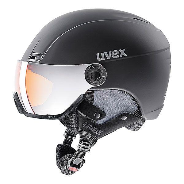 Uvex Hlmt 400 visor style