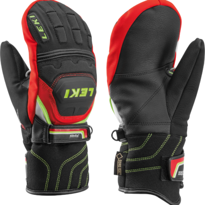LEKI WC RACE FLEX S SPEED RED