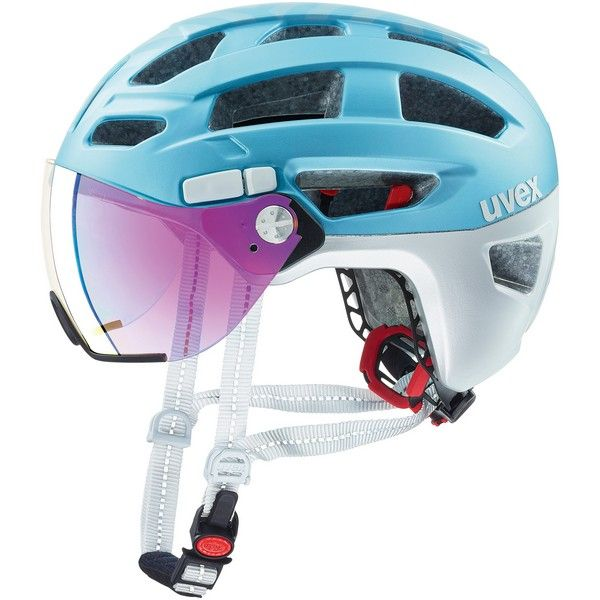 Kask rowerowy Uvex Finale Visor