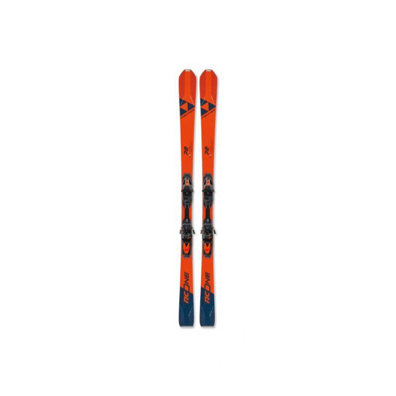 Fischer RC One 72 Multiflex+ RSX 12
