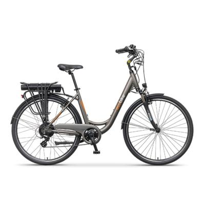 Rower Elektryczny ecobike city L grey 28″