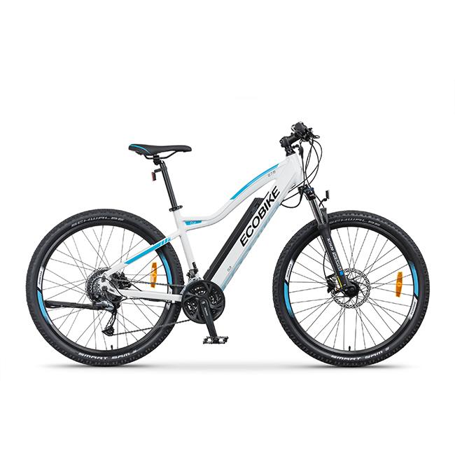 Rower Elektryczny ecobike s3 17″