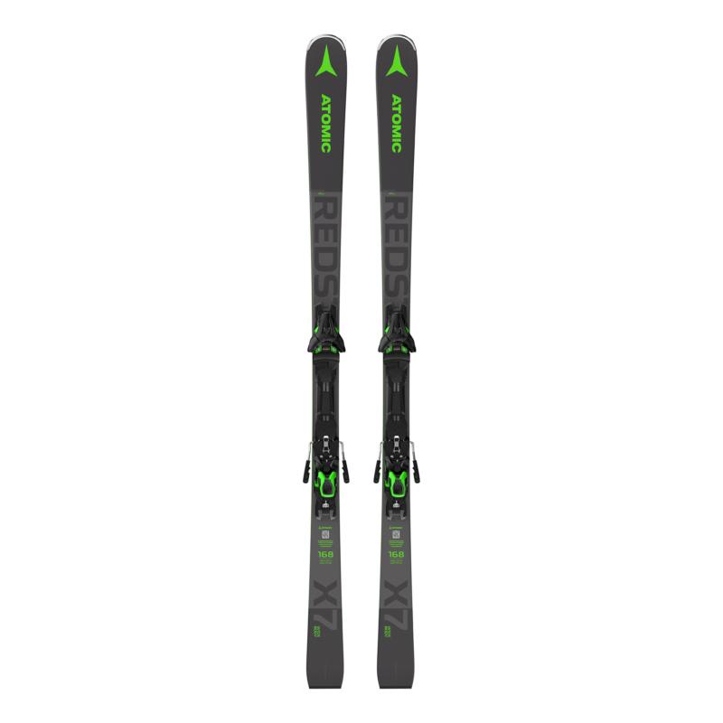 ATOMIC REDSTER X7 WB GREEN + F 12 GW
