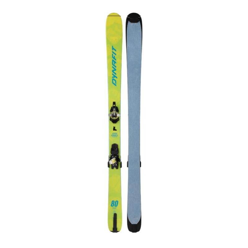 DYNAFIT Seven Summits Youngstar Ski Set