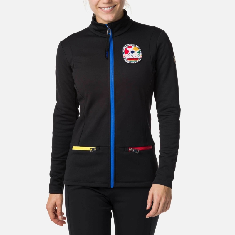 Bluza Rossignol JCC WOMEN'S CLIM-FLY