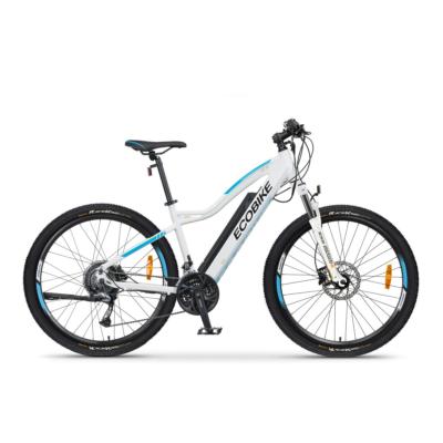 Rower elektryczny Trafik White PRO 28″ (Bateria 13Ah)