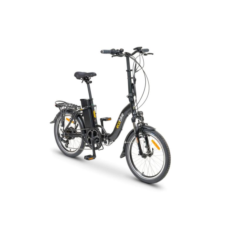Rower elektryczny Even White 15,5″ (Bateria 13Ah)