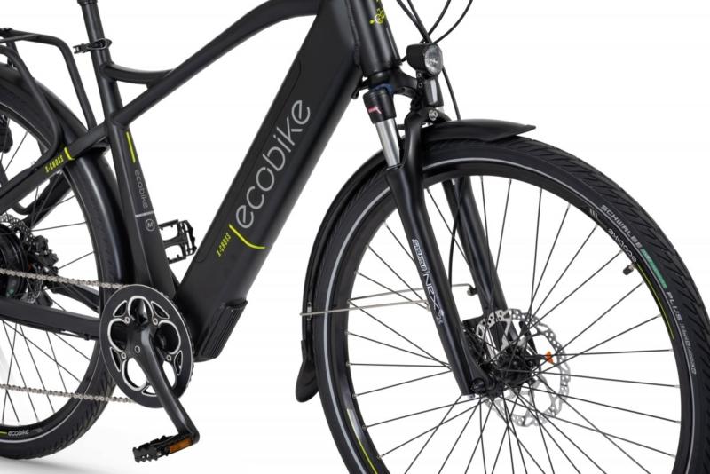 Rower elektryczny EcoBike X-Cross M 20″
