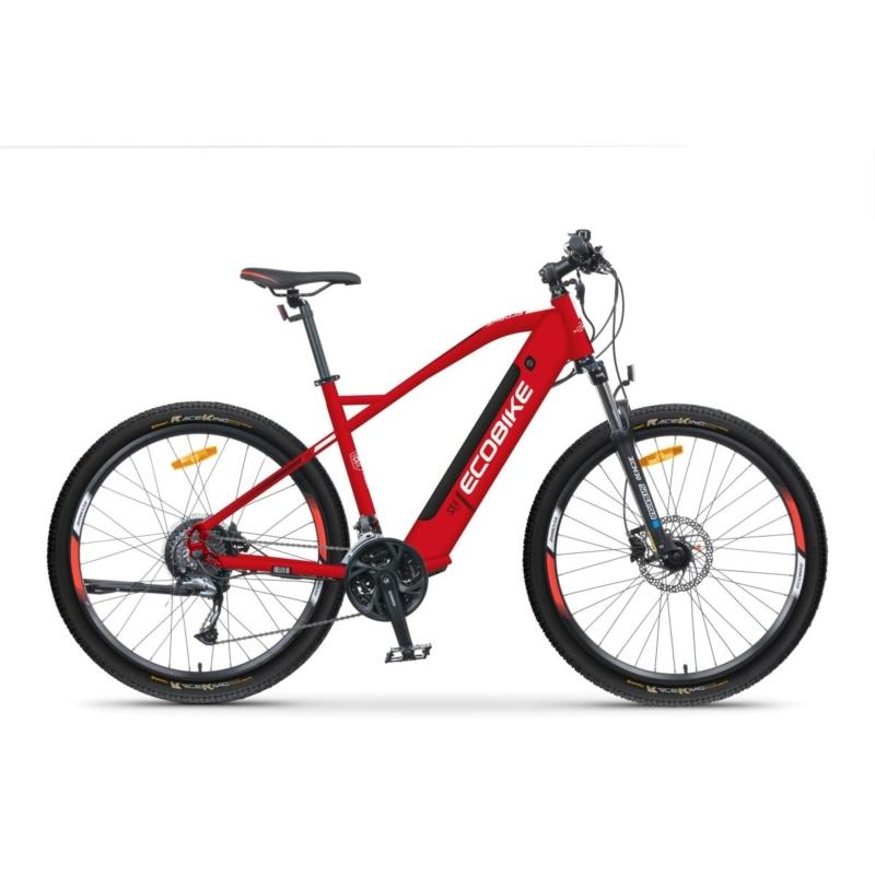Rower elektryczny EcoBike SX4 19″