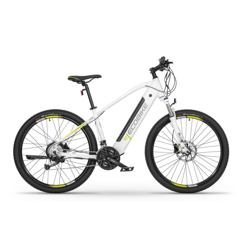 Rower elektryczny EcoBike SX3 17″