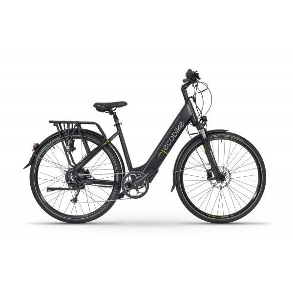 Rower elektryczny EcoBike X-Cross Black 19″