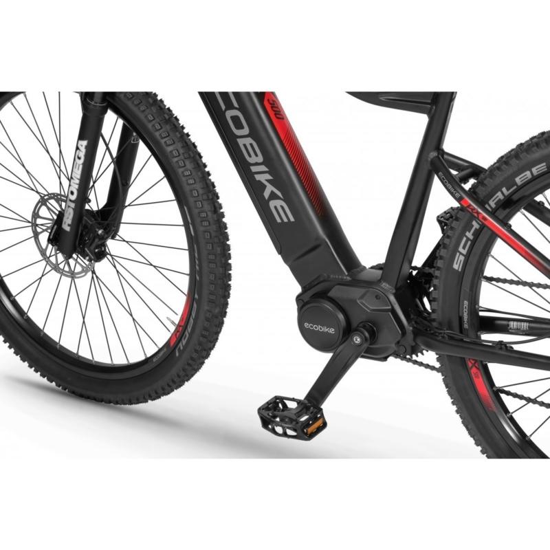 Rower elektryczny Ecobike RX 500