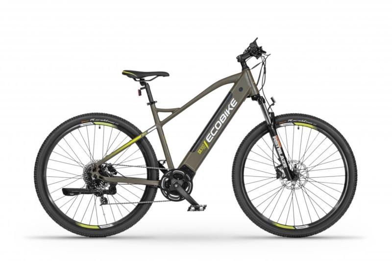 Rower elektryczny EcoBike SX300 GREEN 20″